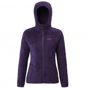 Tekapo Hoodie W Black Berry Millet France
