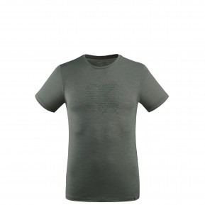 DENSITY WOOL TS SS M Millet France