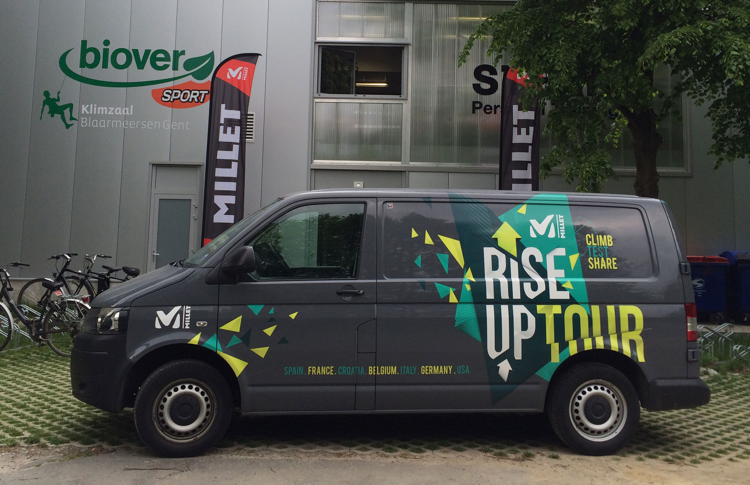 Rise Up Tour #5 Belgique