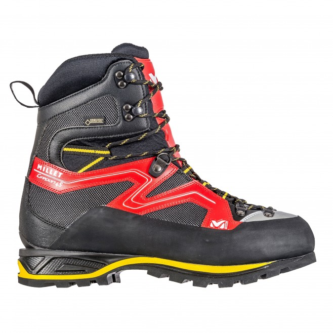 grepons-4s-gtx-chaussures-hautes-alpinisme-rouge