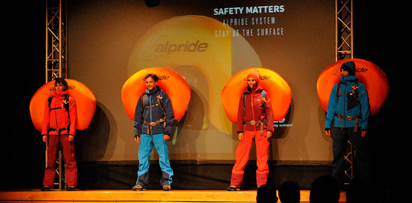 Alpride System Airbags