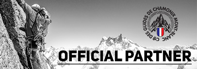 Chamonix Mountain Guides - Official partner