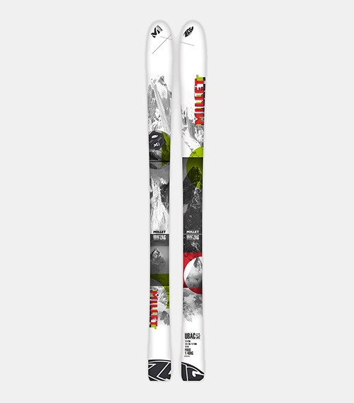 Skis freerando ZAG UBAC 174